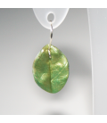 Pendientes Magic Leaves - light green