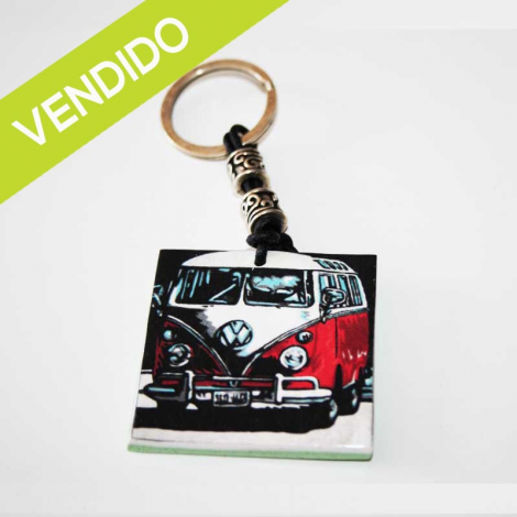 Llavero Funny Van
